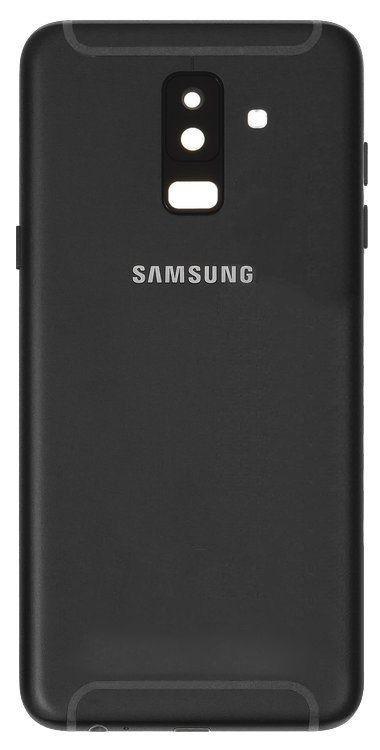 Задняя крышка корпуса Samsung Galaxy A6 Plus 2018 A605F Black