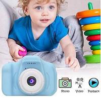 Детская цифровая камера, Sonmax GM14, Розовый и синий цвет