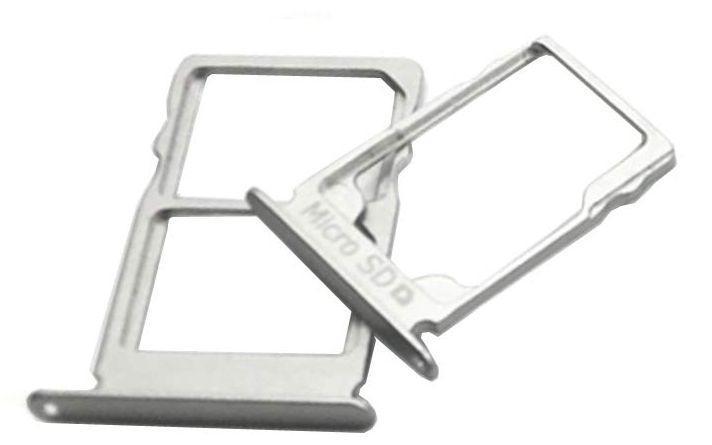 Тримач (лоток) SIM-карти Nokia 3.1 Dual Sim (TA-1063) Gray