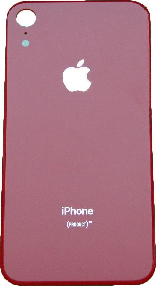 Задняя крышка iPhone XR Red