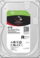 "Жесткий диск Seagate IronWolf Pro HDD 6TB 7200rpm 256MB 3.5"" SATA 3 (ST6000NE000)"