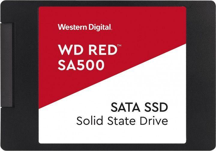 """SSD Накопитель Western Digital Red SA500 SSD 2TB 2.5"""" SATAIII (WDS200T1R0A)"""