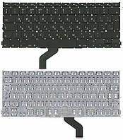 Клавиатура для ноутбука Apple MacBook Pro A1425 с подсветкой Light без рамки вертикальный энтер черная, фото 1
