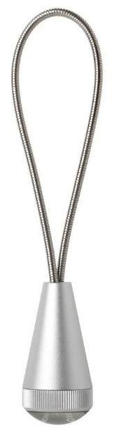 Кабель USB Native Union Tom Dixon Stash Cone Lightning Cable Silver (CONE-L-SIL-TD)