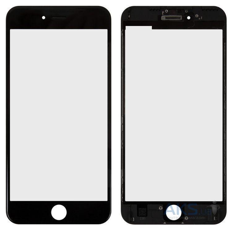 Корпусное стекло дисплея Apple iPhone 6S Plus with frame Black