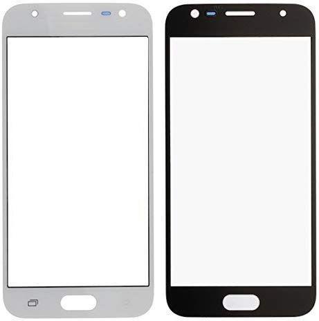 Корпусне скло дисплея Samsung Galaxy J3 J330F 2017 (з OCA плівкою) White