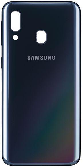 Задня кришка корпусу Samsung A405 Galaxy A40 (2019) Black