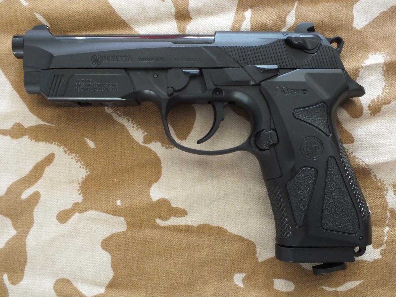Пневматический пистолет Beretta 90 Two