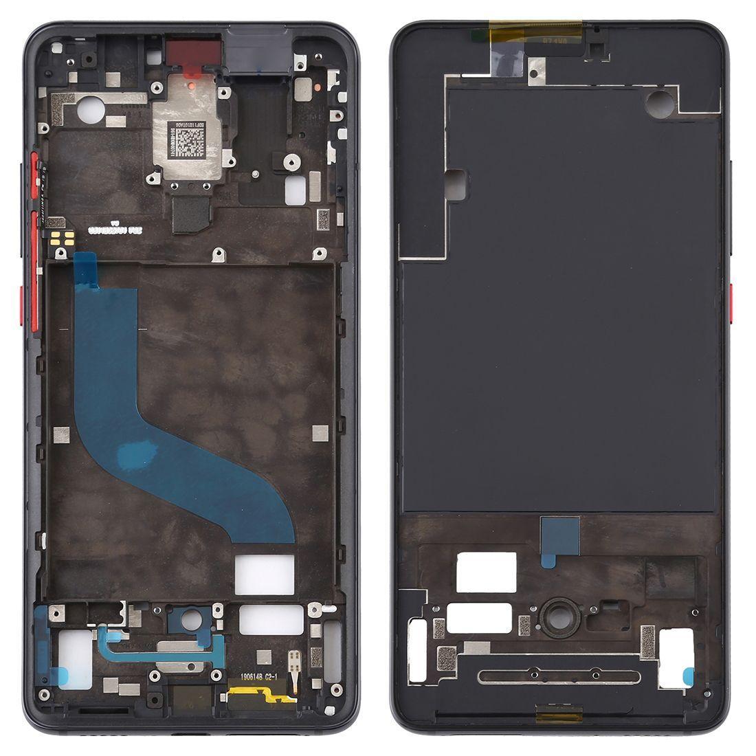 Передня панель корпусу (рамка дисплея) Xiaomi Mi 9T Black