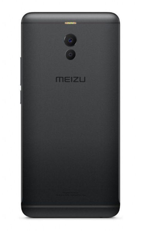 Задня кришка корпусу Meizu M6 Note Black