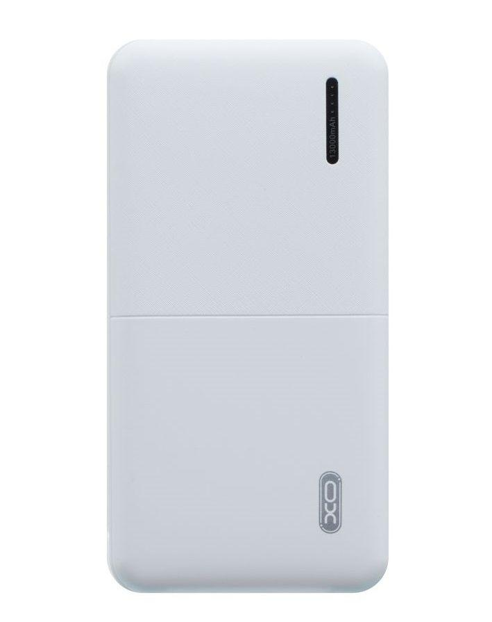 Повербанк XO PB70 13000 mAh White