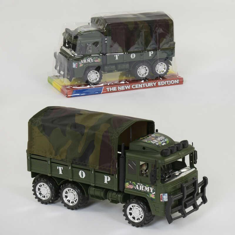 Военная машина 0089-20 (36/2) инерция, в слюде