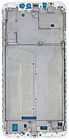 Передня панель корпусу (рамка дисплея) Xiaomi Redmi Note 6 Pro White