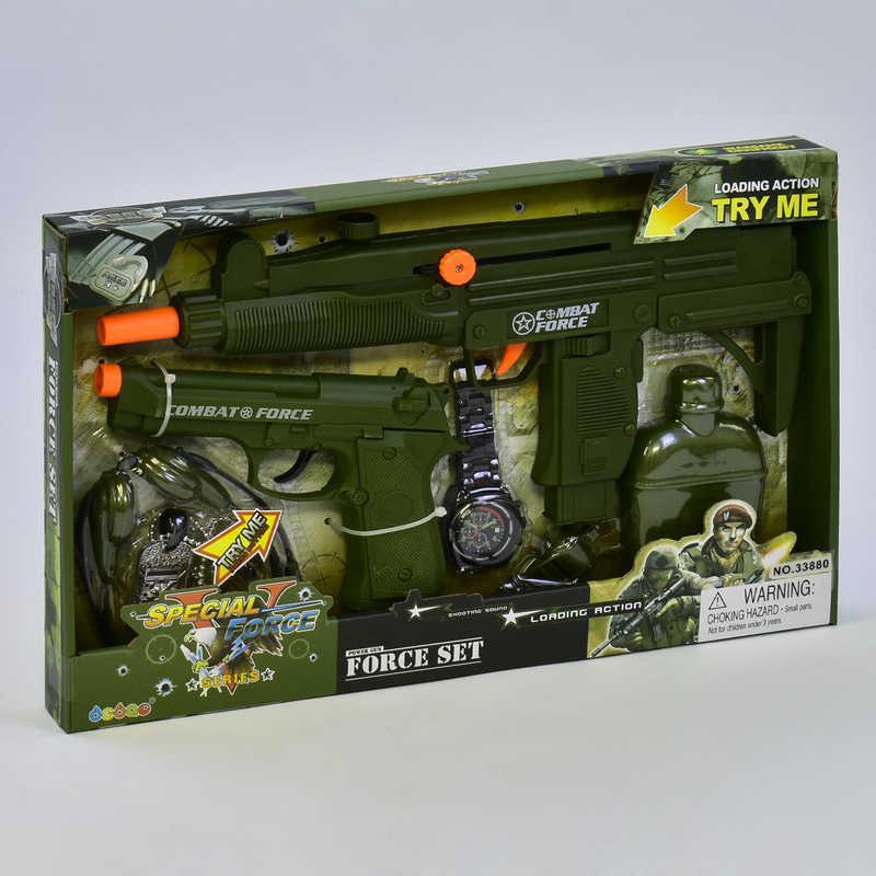 Военный набор 33880 (48) 7 предметов, в коробке