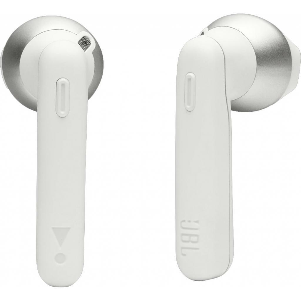 Гарнитура для телефона JBL T220TWS White (JBLT220TWSWHT)