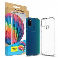 Чехол MakeFuture Air Samsung M307 Galaxy M30s Clear (MCA-SM30S)