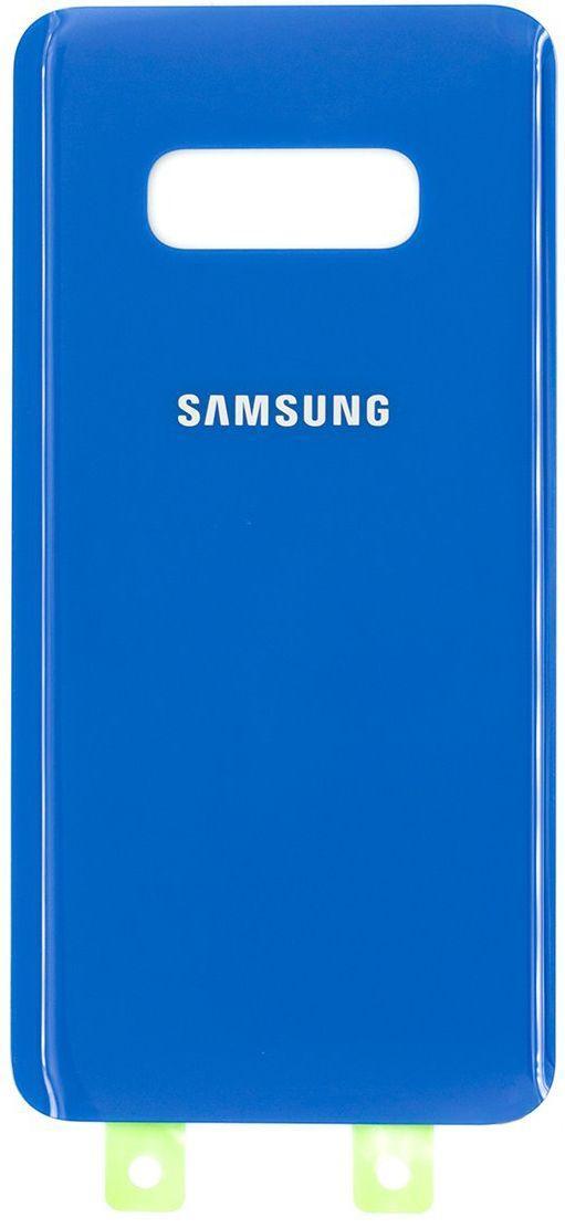 Задняя крышка корпуса Samsung Galaxy S10E G970F Prism Blue