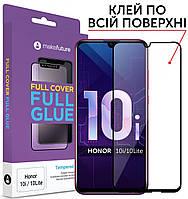 Защитное стекло MakeFuture Full Cover Full Glue Huawei Honor 10 Lite, 10i Black (MGF-H10L)