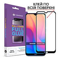 Защитное стекло MakeFuture Full Cover Full Glue Xiaomi Redmi 8A Black (MGF-XR8A)
