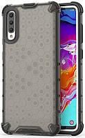 Чехол Epik Transformer Honeycomb Samsung A307 Galaxy A30s, A505 Galaxy A50, A507 Galaxy A50s Black