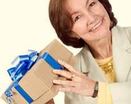 Що подарувати бабусі? (Українська)