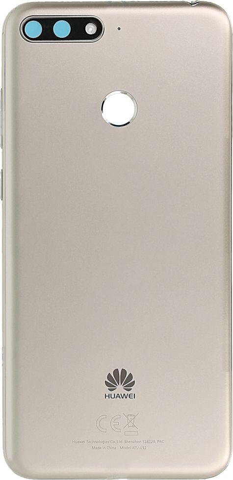 Задня кришка корпусу Huawei Y6 Prime (2018) Gold