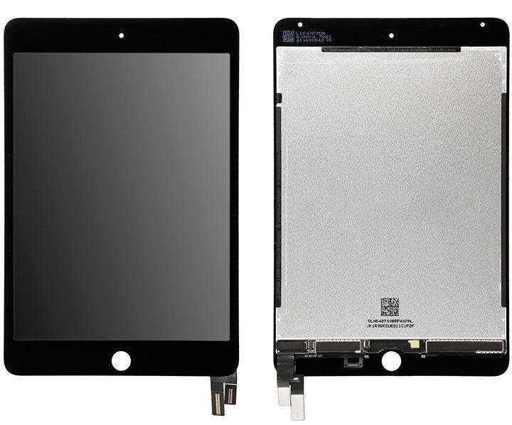 Дисплей для планшета Apple iPad Mini 4 (A1538, A1550) + Touchscreen Black