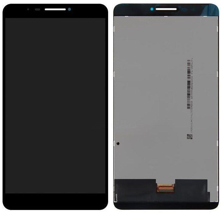 Дисплей для планшета Lenovo Phab PB1-750M + Touchscreen Black