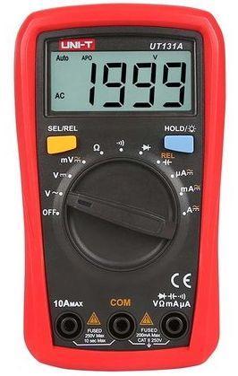 Мультиметр UNI-T UT131A