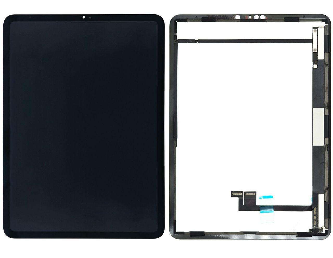 Дисплей для планшета Apple iPad Pro 11 2018 (A1934, A1980, A2013, со шлейфом) + Touchscreen Black