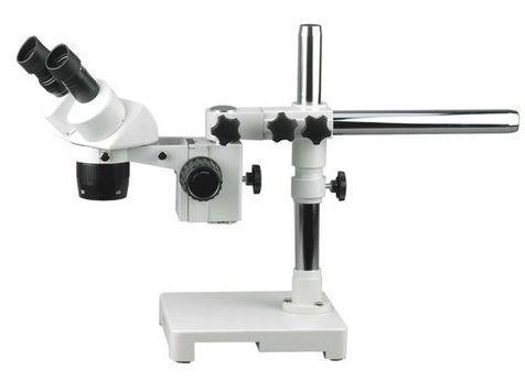 Микроскоп AmScope бинокулярный SW-3B24 с дискретной регулировкой кратности до 40X