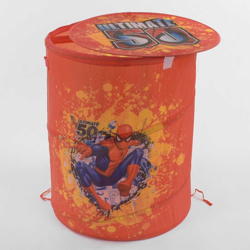 Корзина для игрушек А 01068 (50) 45х53см, в кульке