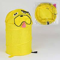 Корзина для игрушек А 01451 (60) в кульке