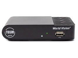 Цифровой тюнер World Vision T65M