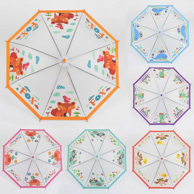 Зонтик детский С 39538 (60) 6 видов, d=76см