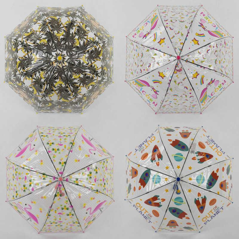 Зонтик С 43902 (60) 4 цвета, d=92см