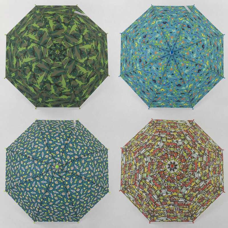 Зонтик С 43906 (60) 4 цвета, d=90 см