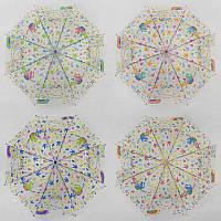 Зонтик С 43907 (60) 4 цвета, d=90см