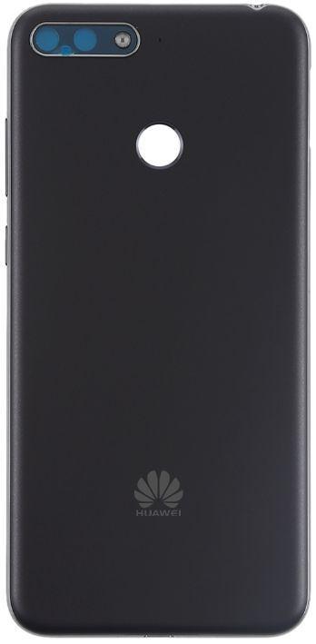 Задня кришка корпусу Huawei Y6 Prime (2018) Black