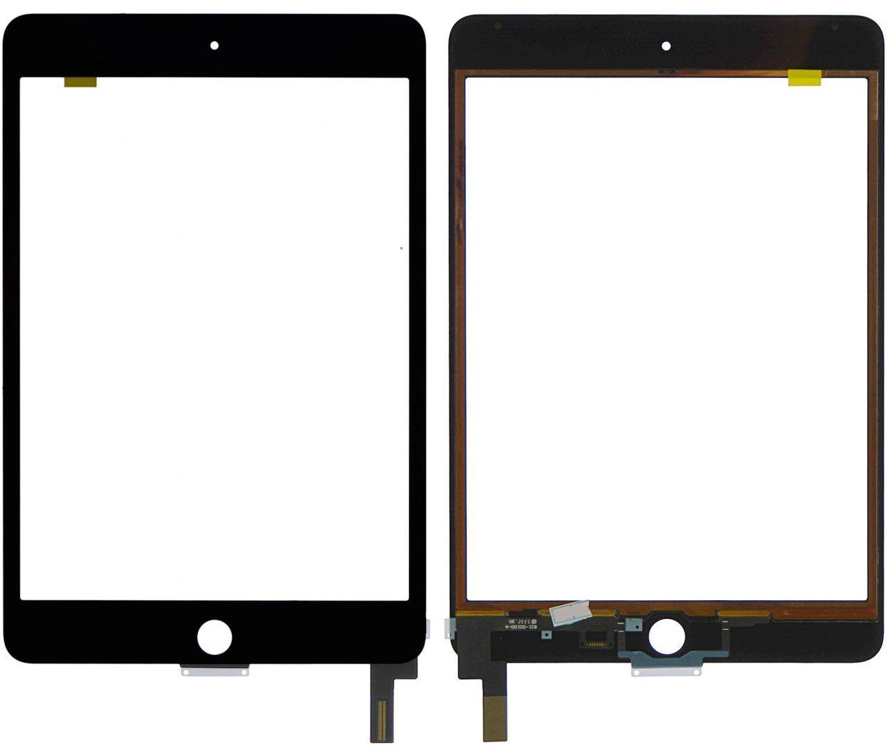 Сенсор (тачскрин) Apple iPad Mini 4 (A1538, A1550) Black
