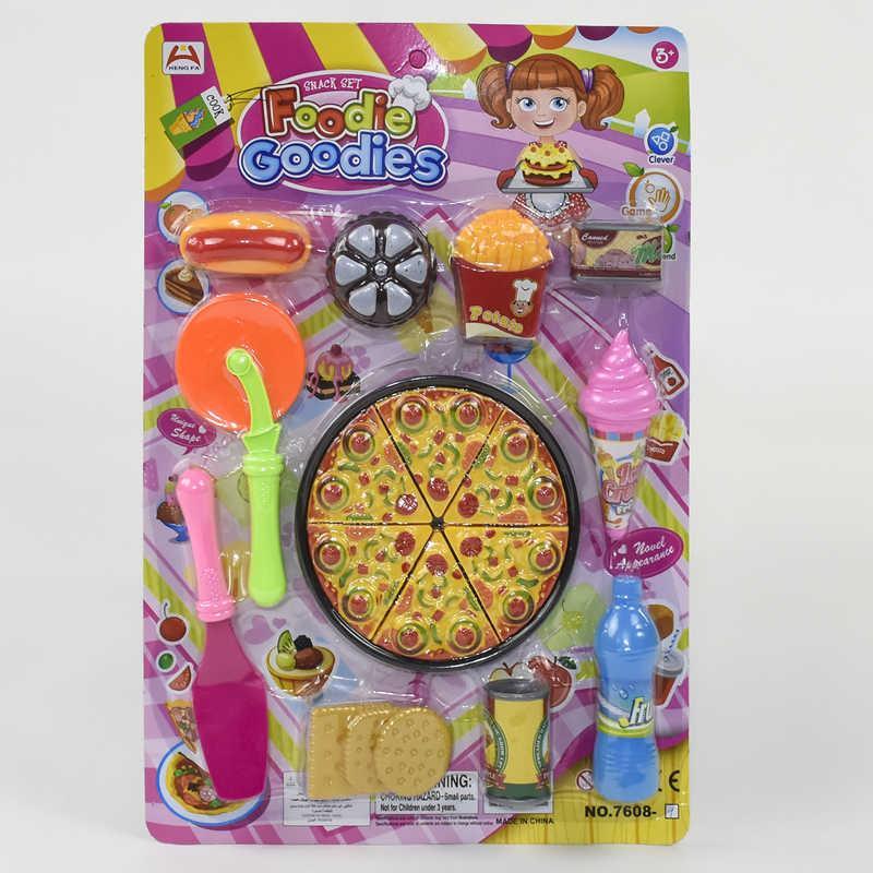"""Игровой набор """"Пиццерия"""" 7608-9 (84/2) на листе"""