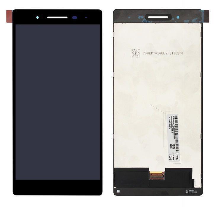 Дисплей для планшета Lenovo Tab 4 7 Essential TB-7304F (187x94) + Touchscreen (original) Black
