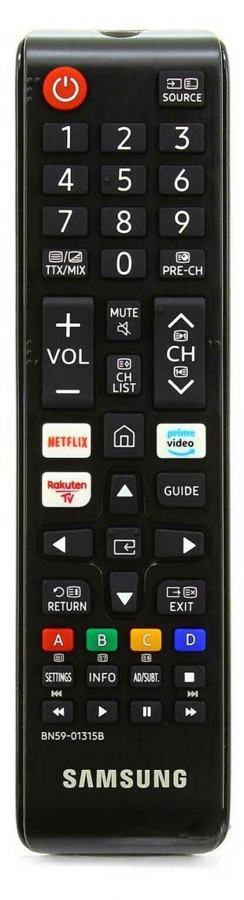 Пульт для телевизора Samsung UE55RU7102K Original (452422)