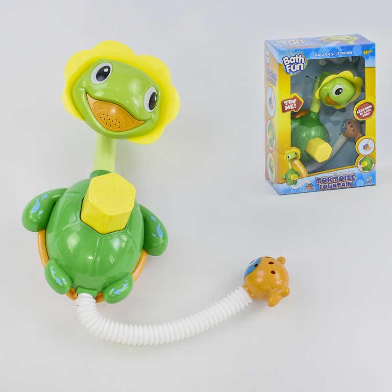 Игрушка для ванны Черепашка 9910 (18) в коробке