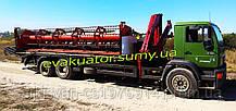 Перевозка негабаритных грузов. Услуги трала, эвакуатора, манипулятора по всей Украине.