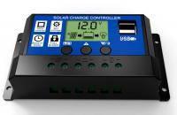 Контроллер заряда солнечной батареи KW1230