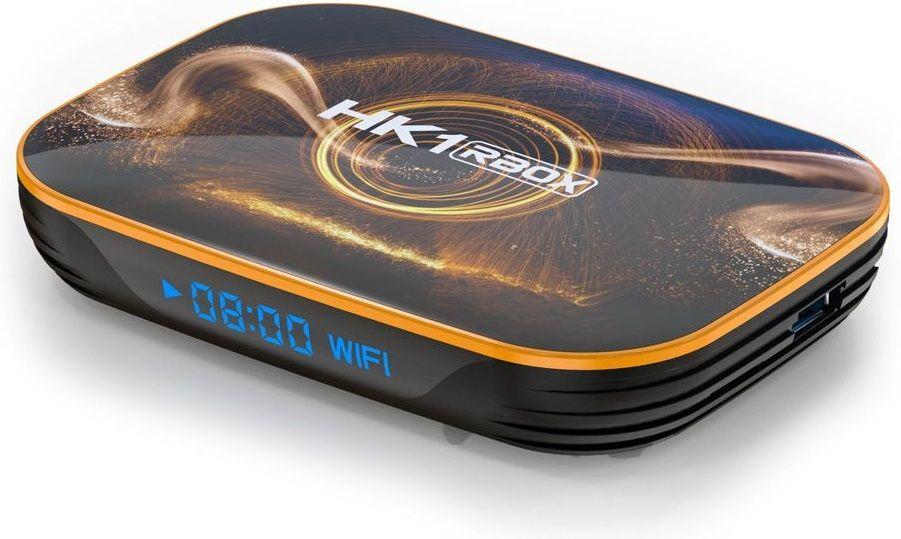 Смарт приставка Android TV Box HK1 RBox 4/64 GB