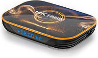 Смарт приставка Android TV Box HK1 RBox 4/64 GB, фото 1