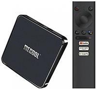 Смарт приставка Mecool KM1 4/32 GB, фото 1