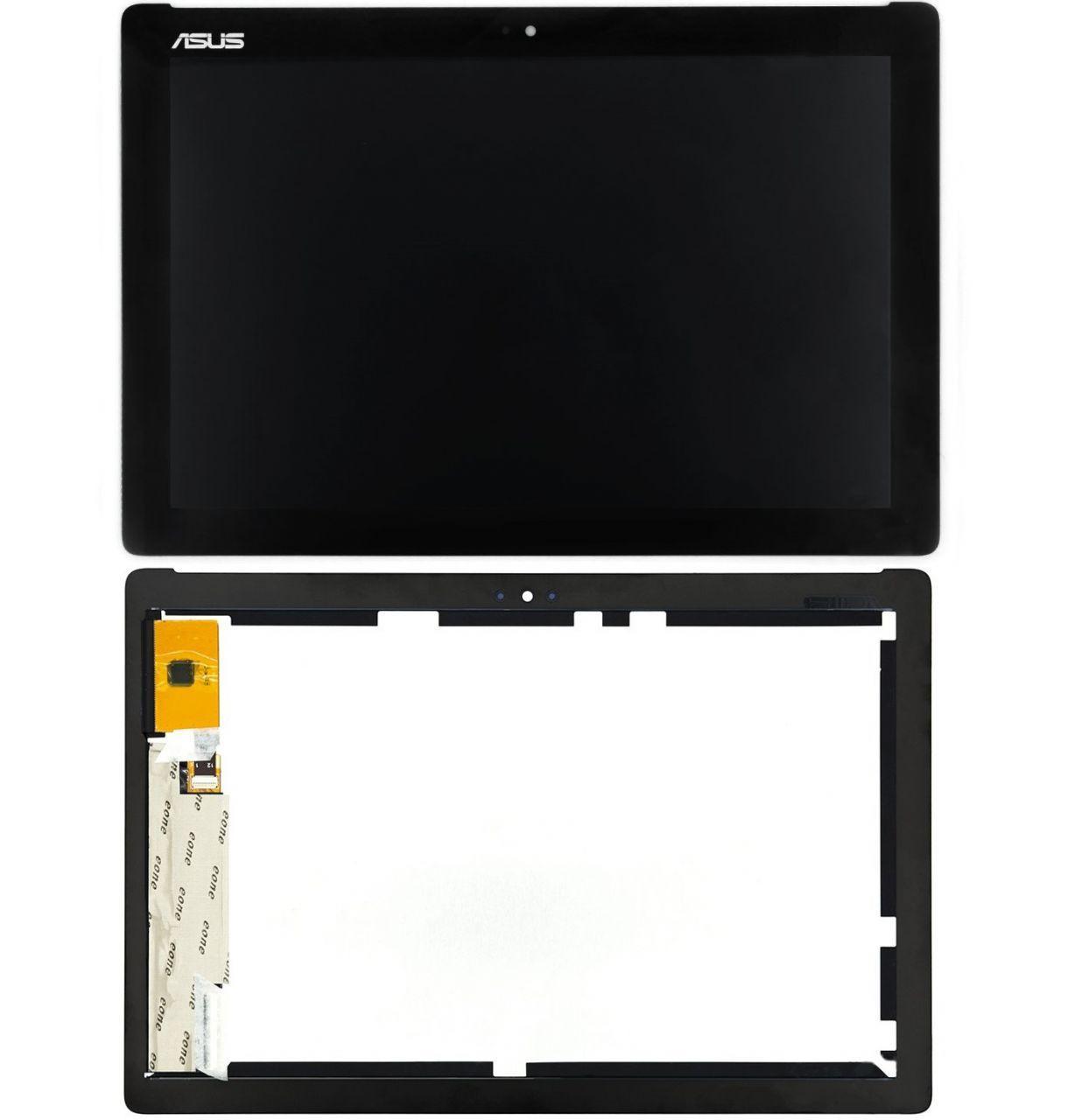 Дисплей для планшета Asus ZenPad 10 Z300CNG (зеленый шлейф, #CLAT101WR61 XG, FW-AS010102-V1) + Touchscreen